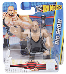 WWE Figure Big Show - Height 7 cm