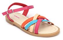 Kittens Sandals Buckle Belt Closure - Ankle Wrap