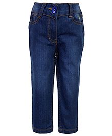 Babyhug Denim Jeans - Blue