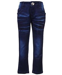 Babyhug Denim Jeans - Blue