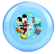 Disney Mickey Frisbee - Blue