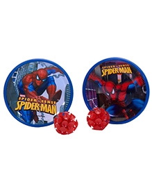 Disney Catch Ball Set - Spiderman Theme
