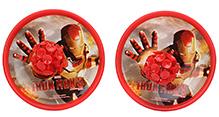Disney Catch Ball Set - Iron Man Theme