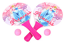 Disney Princess Beach Racket Set - Pink