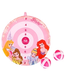 Disney Princess Slimball Dartboard Board Game - Game