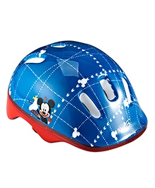 Disney Mickey Mouse Helmet - Blue