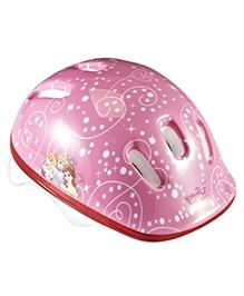 Disney Helmet Princess Print - Pink