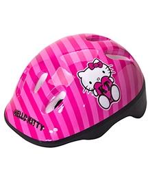Disney Helmet Hello Kitty Print - Pink