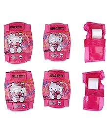 Disney Hello Kitty Skate Protection Set - Pink
