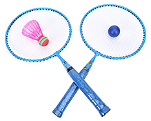 Disney Mickey Mouse Badminton Set - Blue