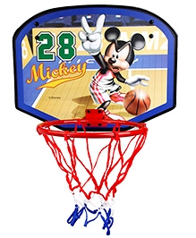 Disney Basketball Board Set - Blue