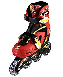 Disney Pixar Cars Multi Function Inline Skates - Red