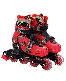 Disney Multi Function Inline Skates - Red