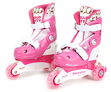 Disney Hello Kitty Multi Function Inline Skates - Pink