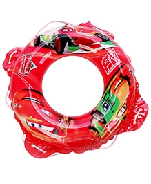 Disnep Pixar Cars Swimming Ring - Red
