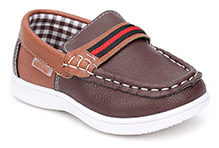 Kittens Casual Loafers - Brown