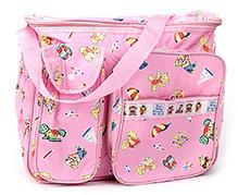 Duck Mother Bag Pink - Cap Print