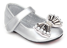 Kittens Party Bellies - Bow With Embellished Pearl