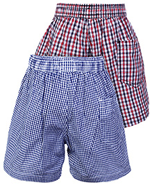 GIni & Jony Boxer Shorts - Pack Of 2