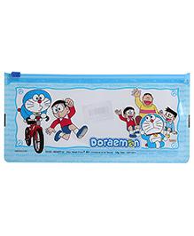 Doraemon Pouch - Blue