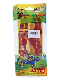 Chhota Bheem And Mighty Raju Styro Foam Gliders