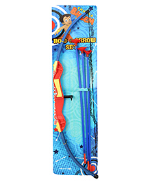 Chhota Bheem Bow And Arrow Set - Blue And Red