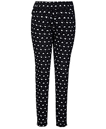 Gini & Jony Full Length Printed Legging - Elasticated Waist