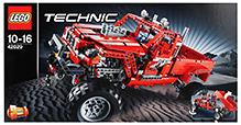 Lego Technic - Customized Pick up Truck