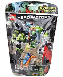 Lego Hero Factory Invasion From Below - Breeze Flea Machine