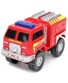 Matchbox Light And Sound Truck - Red