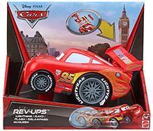 Disney Pixar Cars Red Ripstick Racer - Lighting McQueen