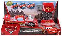 Disney Pixar Cars Gear Up And Go Lightning McQueen - Red
