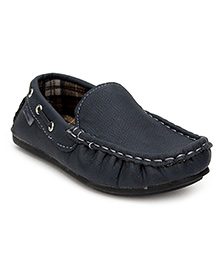 Kittens Casual Loafers - Navy Blue