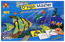 Toysbox Junior Design Master - Aqua