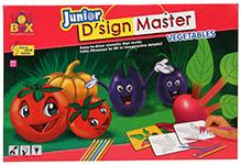 Toysbox Junior Design Master - Vegetables