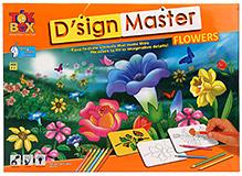 Toysbox Junior Design Master - Flowers
