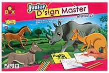 Toysbox Junior Design Master - Animals