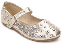 Sweet Year Party Bellies - Stud And Star Embellished