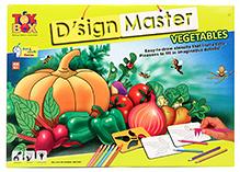 Toysbox Design Master - Vegetables