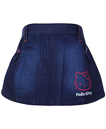 Hello Kitty Pull Up Skirt With Belt Loops - Hello Kitty Print
