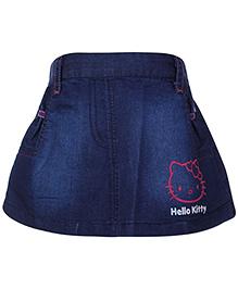 Hello Kitty Skirt With Belt Loops - Hello Kitty Print