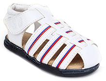 Shoebiz Sandal Ankle Wrap - Velcro Closure