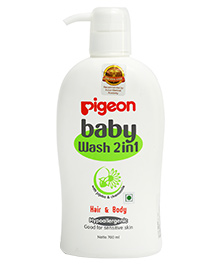 Pigeon - Baby Wash 2 in 1 - Hair and Body
