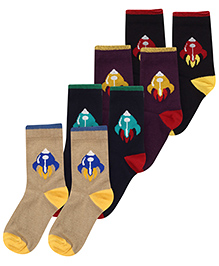 Hush Puppies Socks - Set Of 4