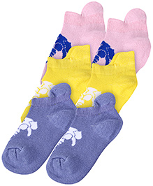 Hush Puppies Socks Multi Coloured - Set of 3