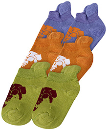 Hush Puppies Ankle Socks - Set of 3