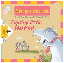 Macaw Finding Little Horse-Finding Little Donkey - English