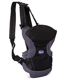 Chicco Go 2 Way Baby Carrier Black