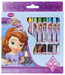 Sofia the First Patel Color - 24 Colors of Pastel