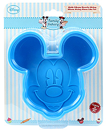 Disney Mickey Cake Mould - Blue